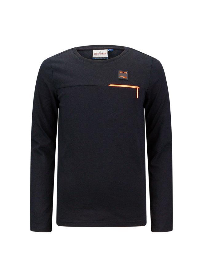 T-Shirt Matz - Black