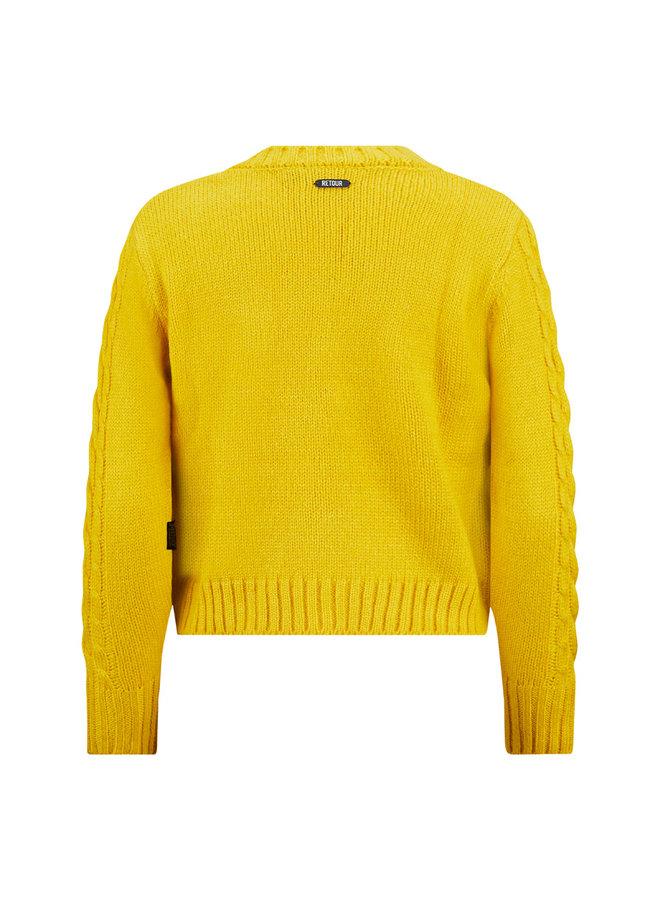 Knitwear Beppie - Corn