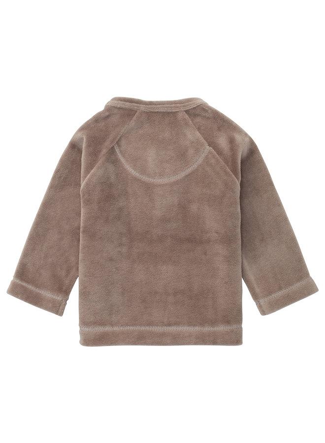 U Sweater LS Rios - Cinder