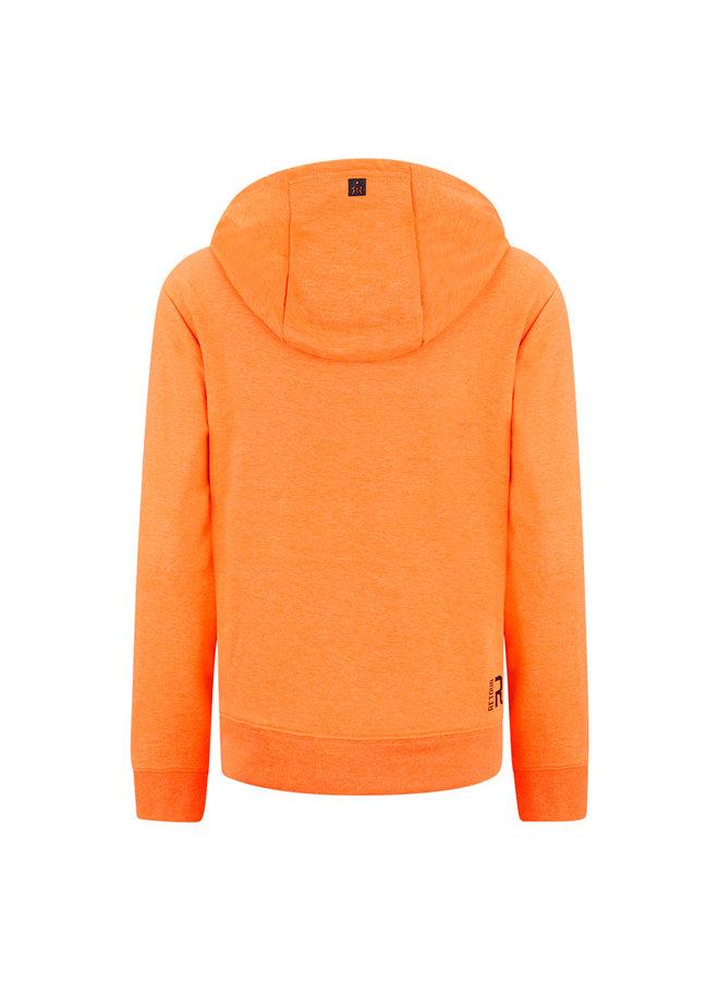 Sweater Gino - Neon Orange
