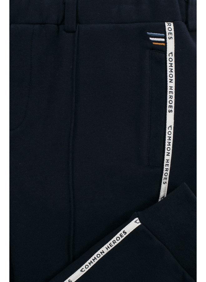 BOOT sweat pants - Navy