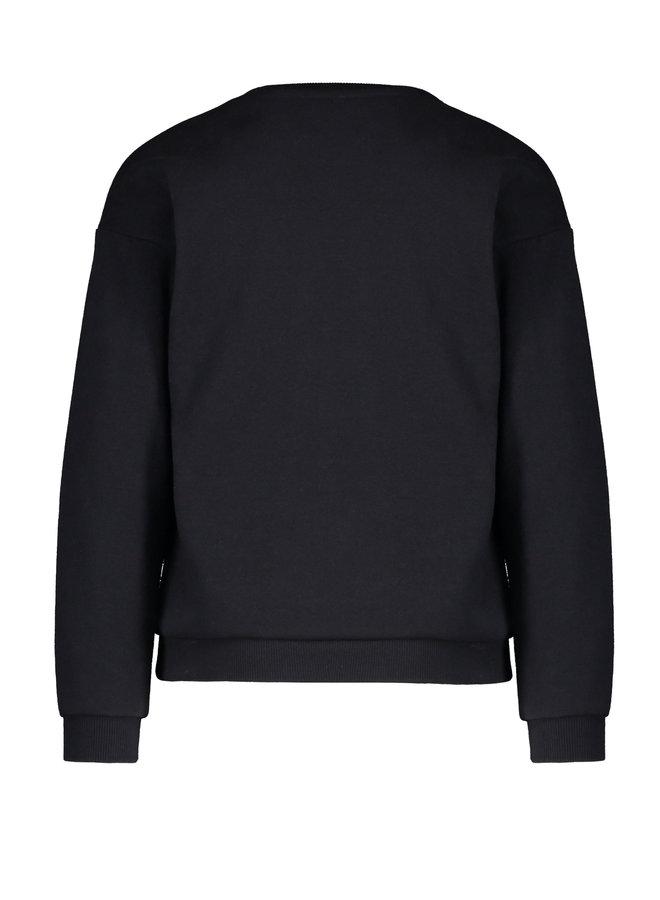 Flo girls sweater MUSE - Navy