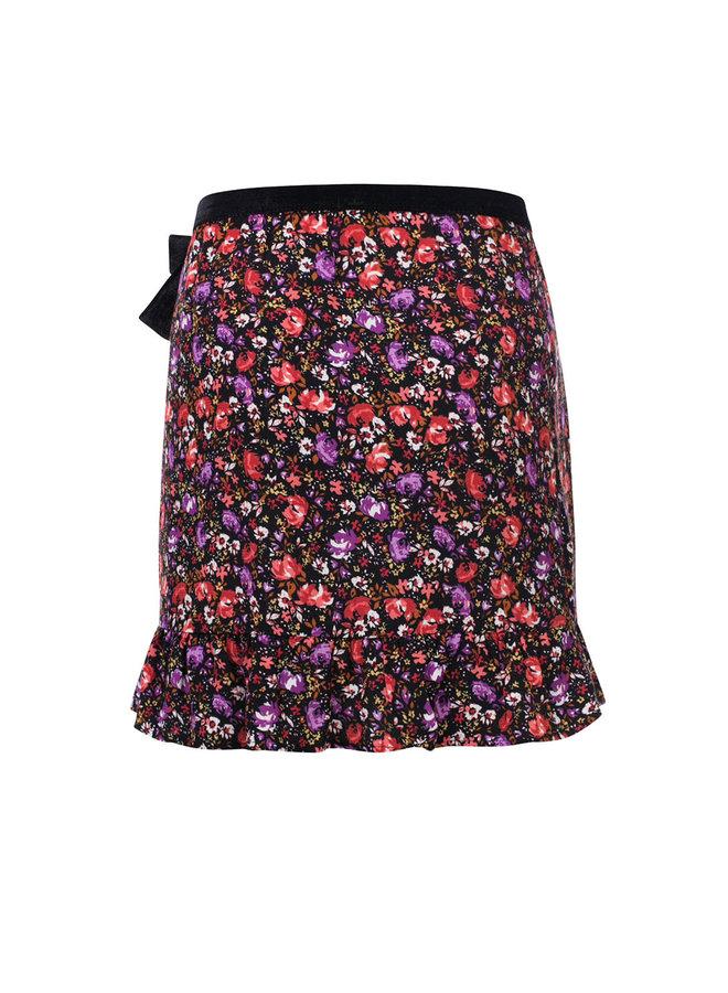LOOXS Little Skirt - Floral AO