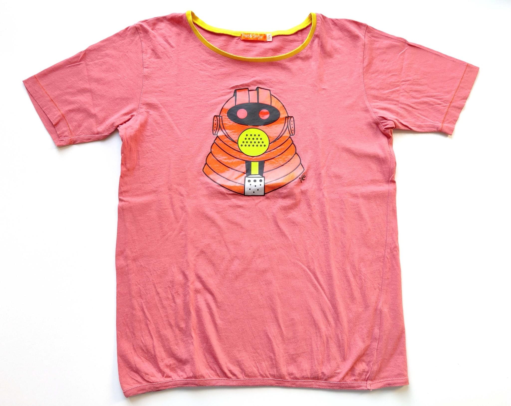 T-shirt Fred + Ginger-1