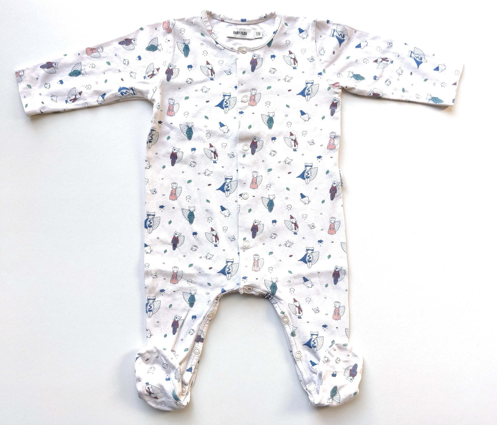 Kruippak Baby Filou-1