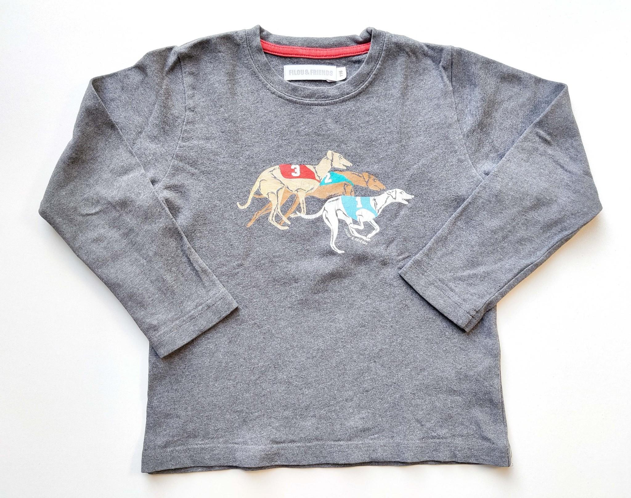 Sweater Filou & Friends-1