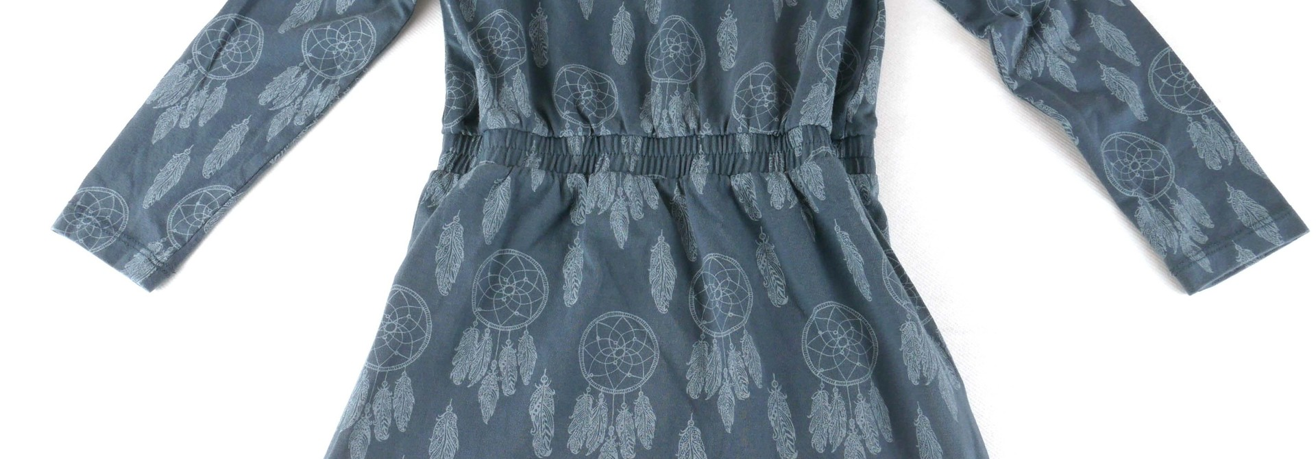 Nieuwe jurk Liv+Lou