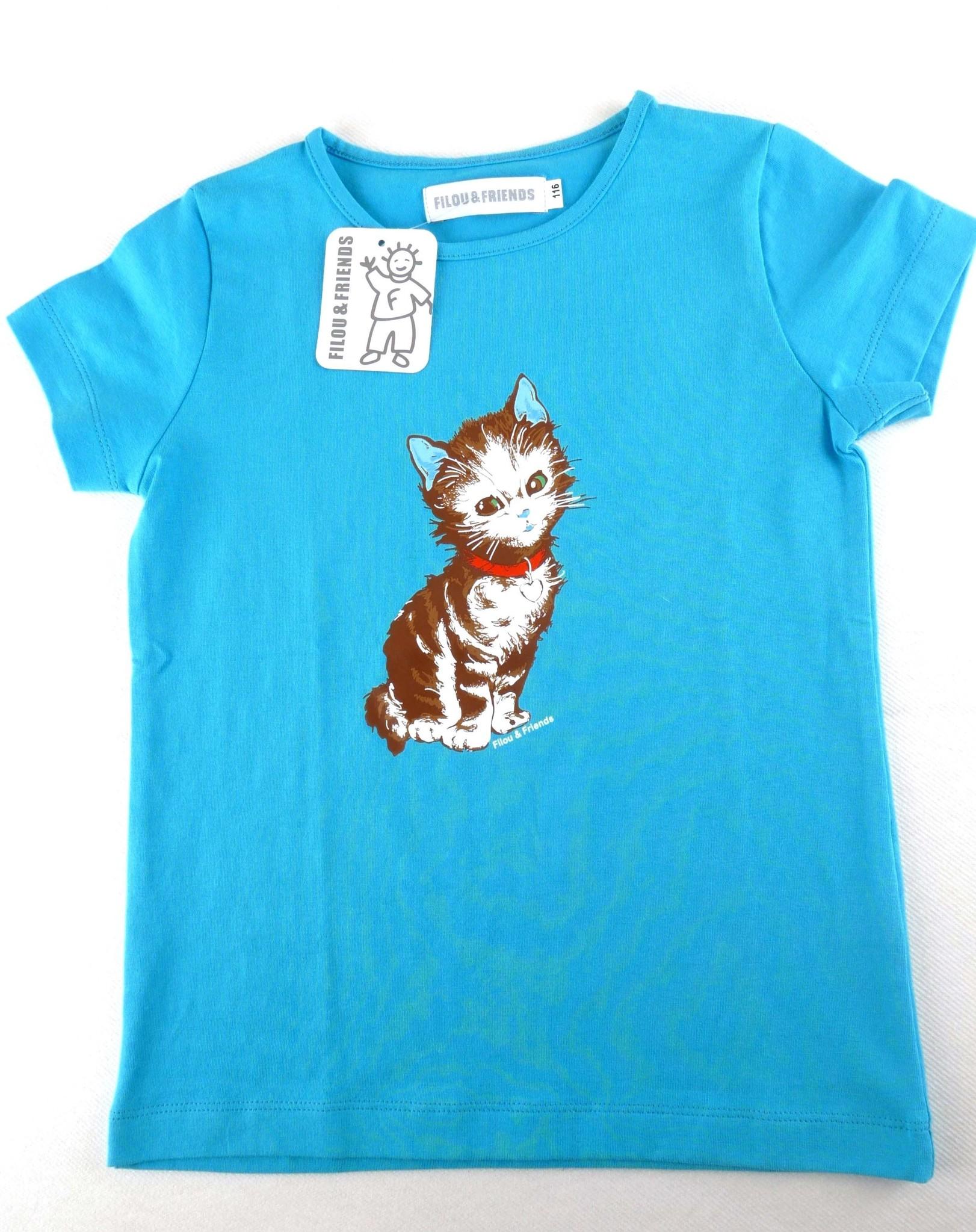 Nieuwe t-shirt Filou & Friends-1