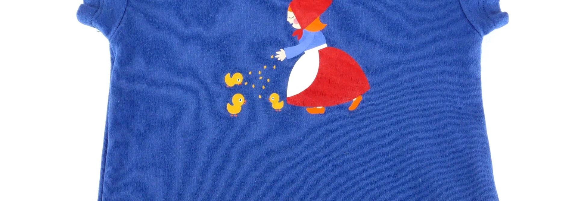 T-shirt Lily-Balou