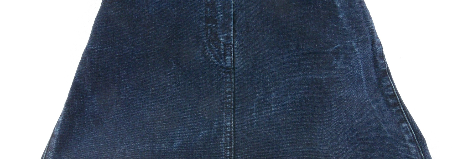 Jeans rok Lili Gaufrette