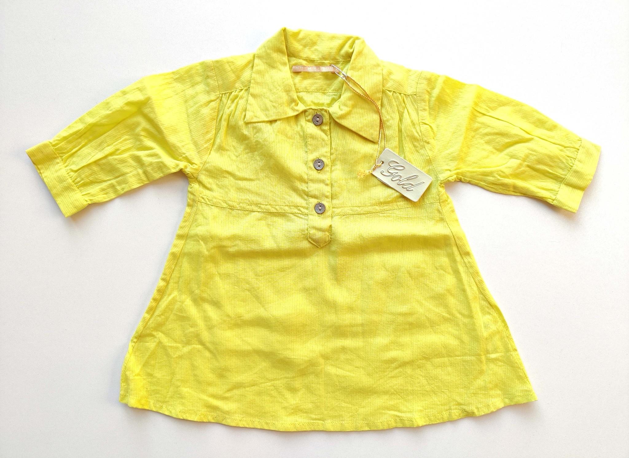 Nieuwe jurk Gold-1