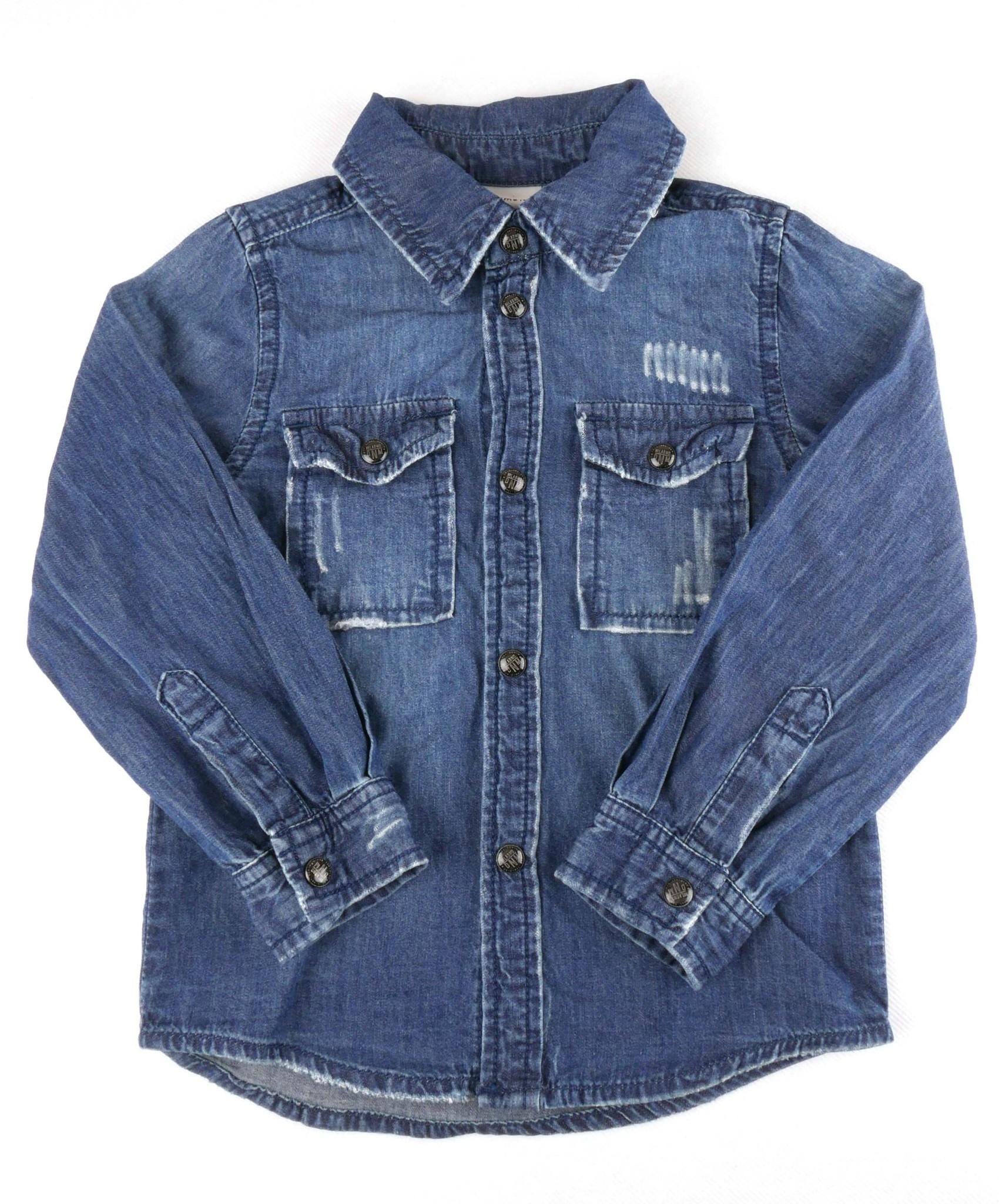 Jeans hemd Name It-1