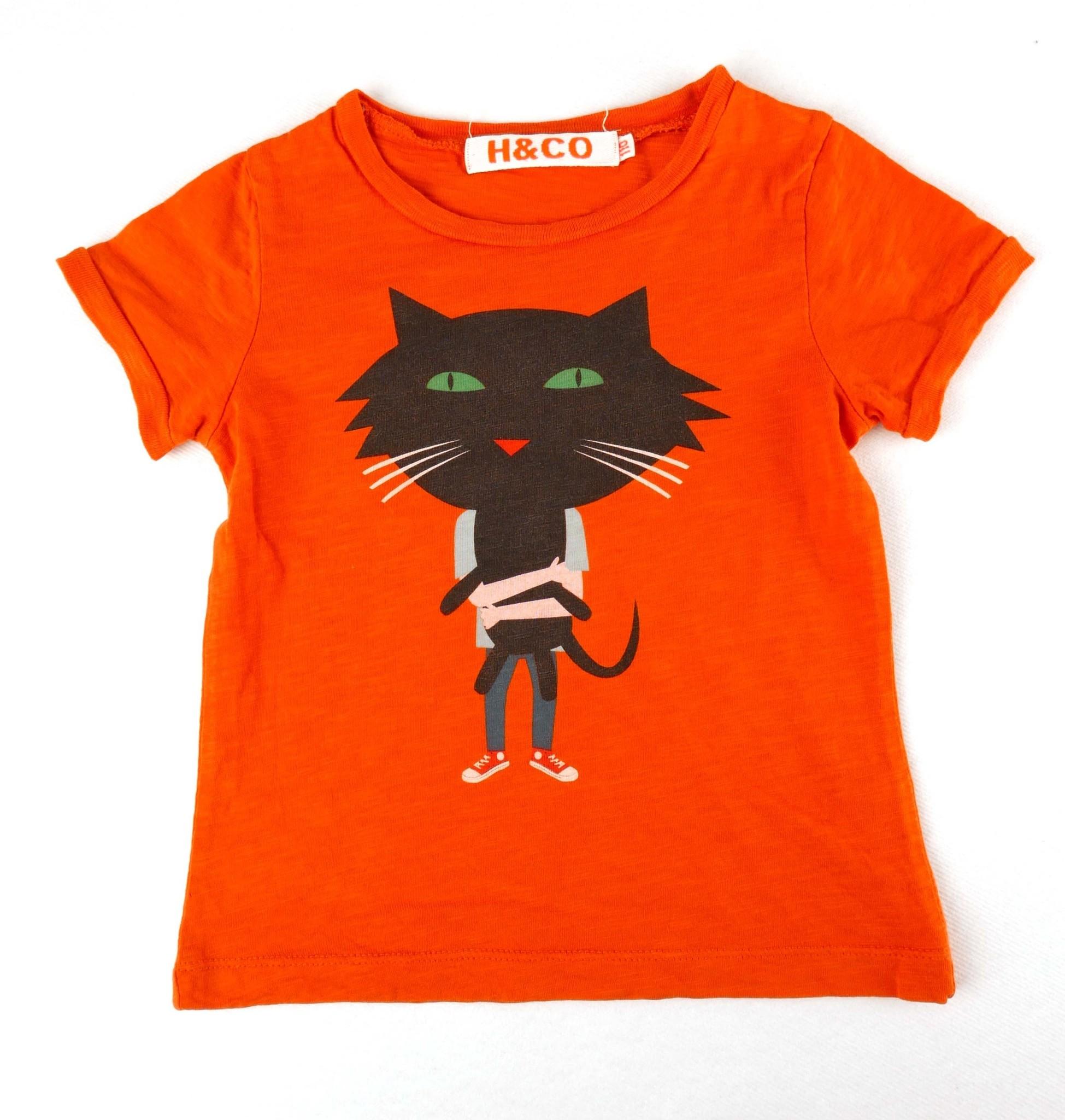 T-shirt Hilde & Co-1