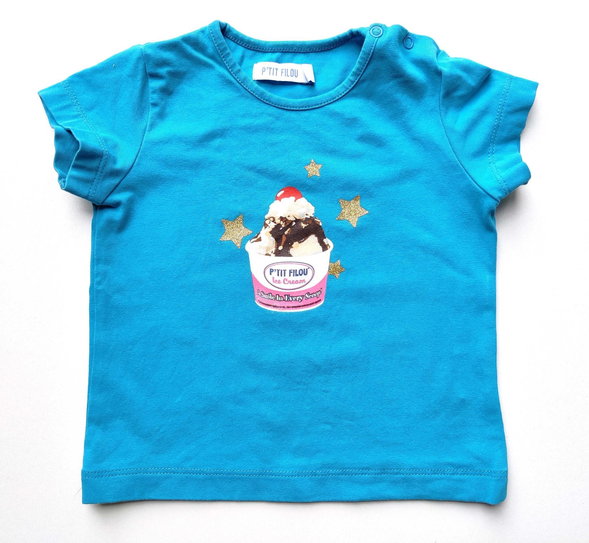 T-shirt P'tit Filou-1