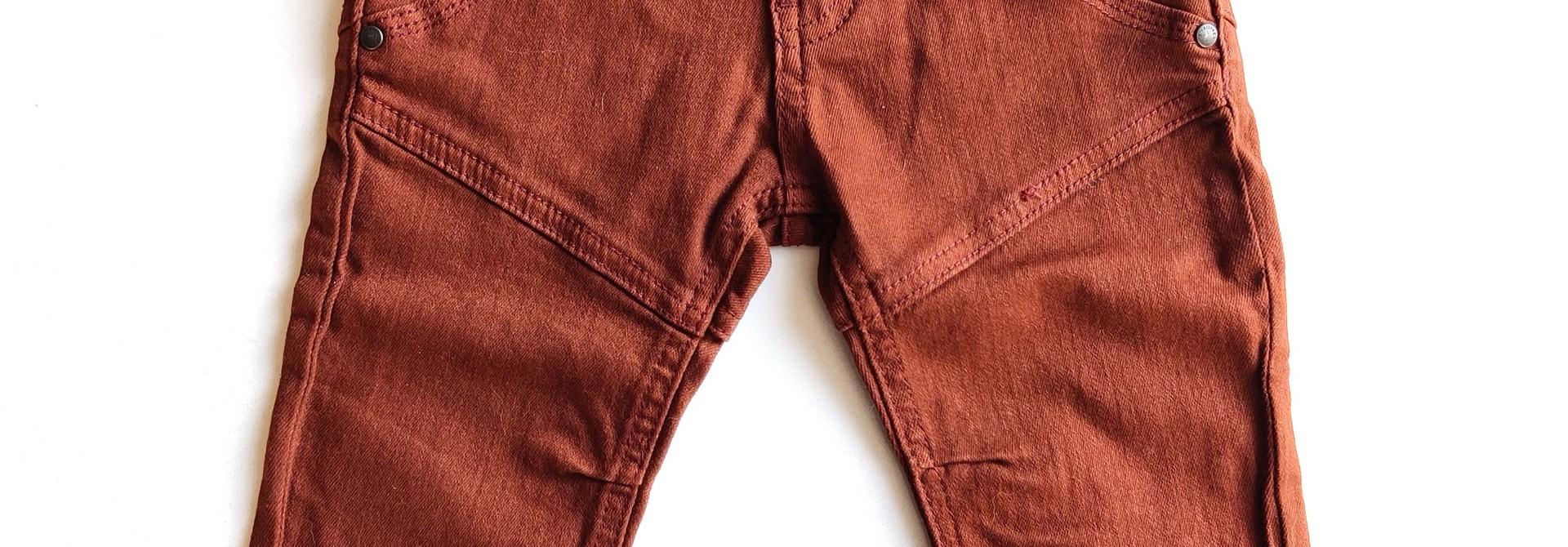 Nieuwe broek Small Rags