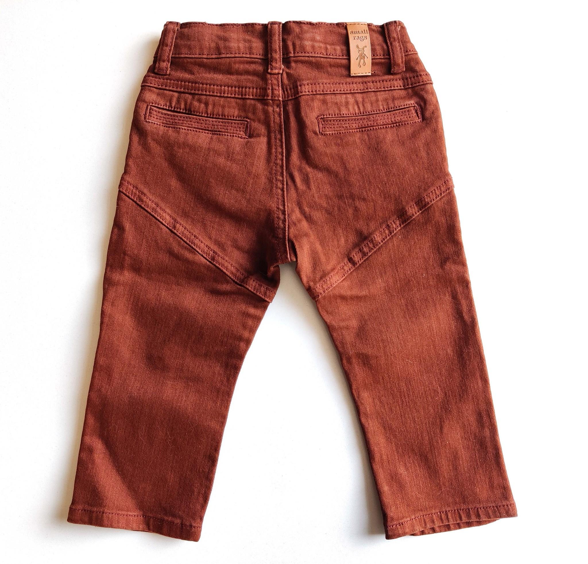 Nieuwe broek Small Rags-2