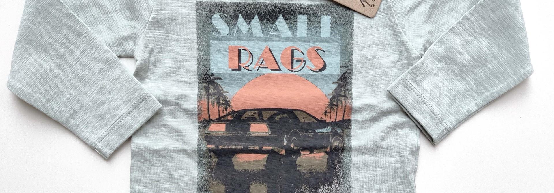 Nieuwe longsleeve Small Rags