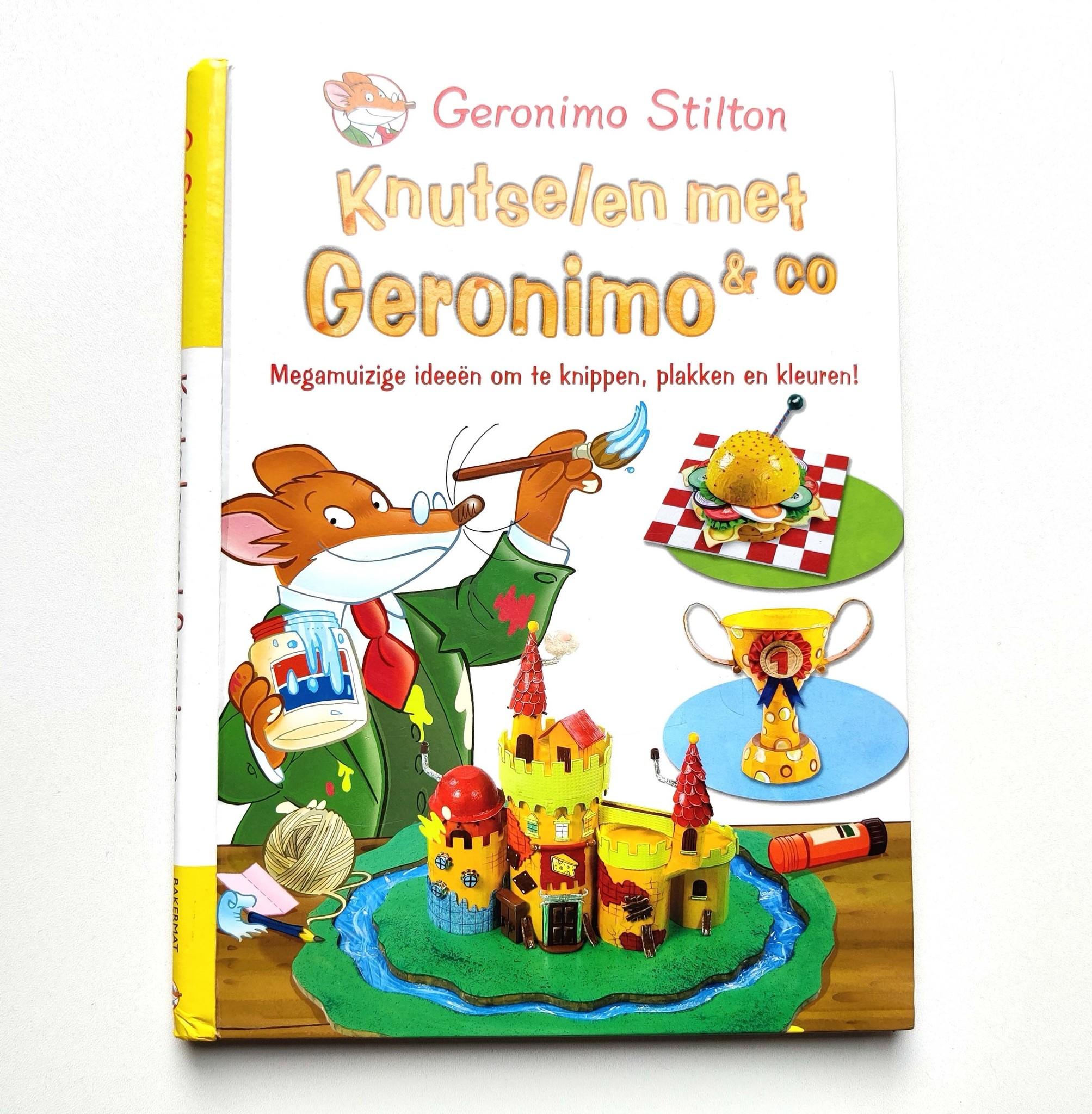 Knutselen met Geronimo & co-1