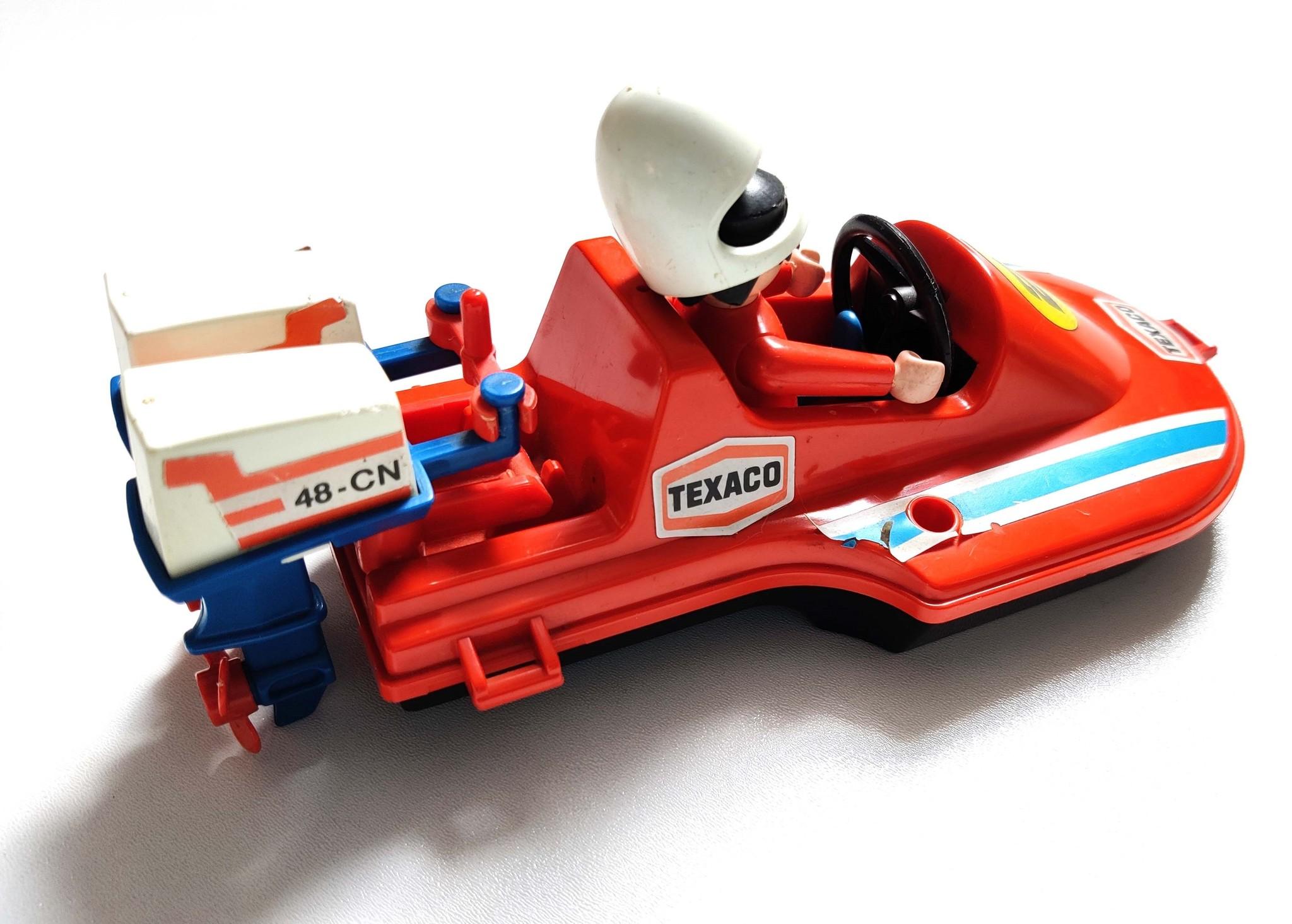 Boot Playmobil-2