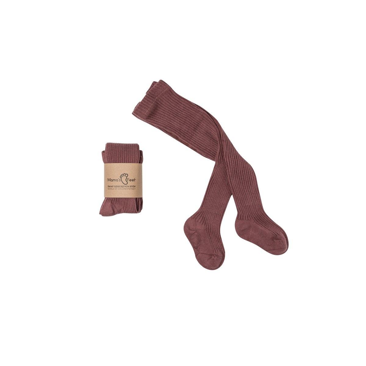 Broekkousen paars Mama's Feet-1