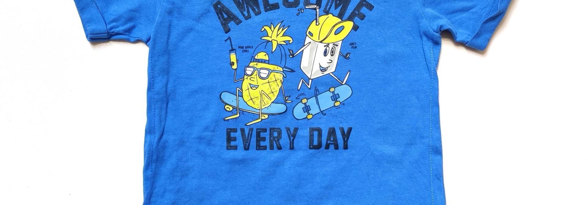 T-shirt Someone