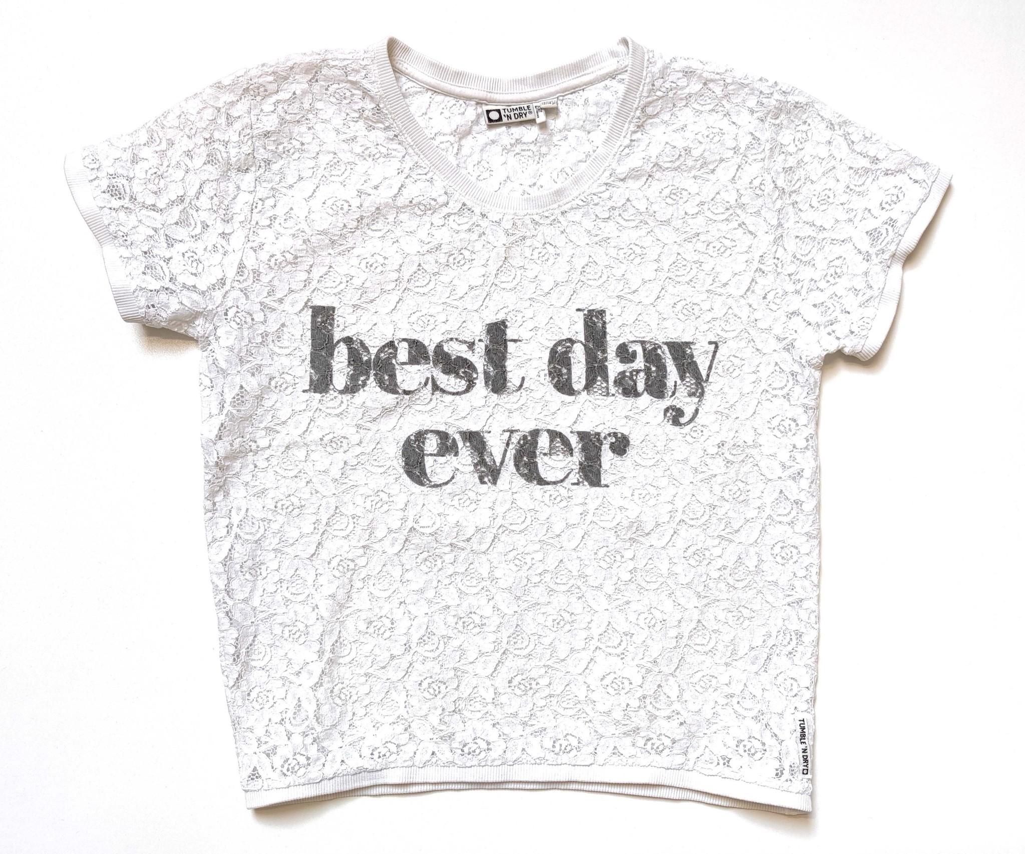 T-shirt Tumble 'n Dry-1