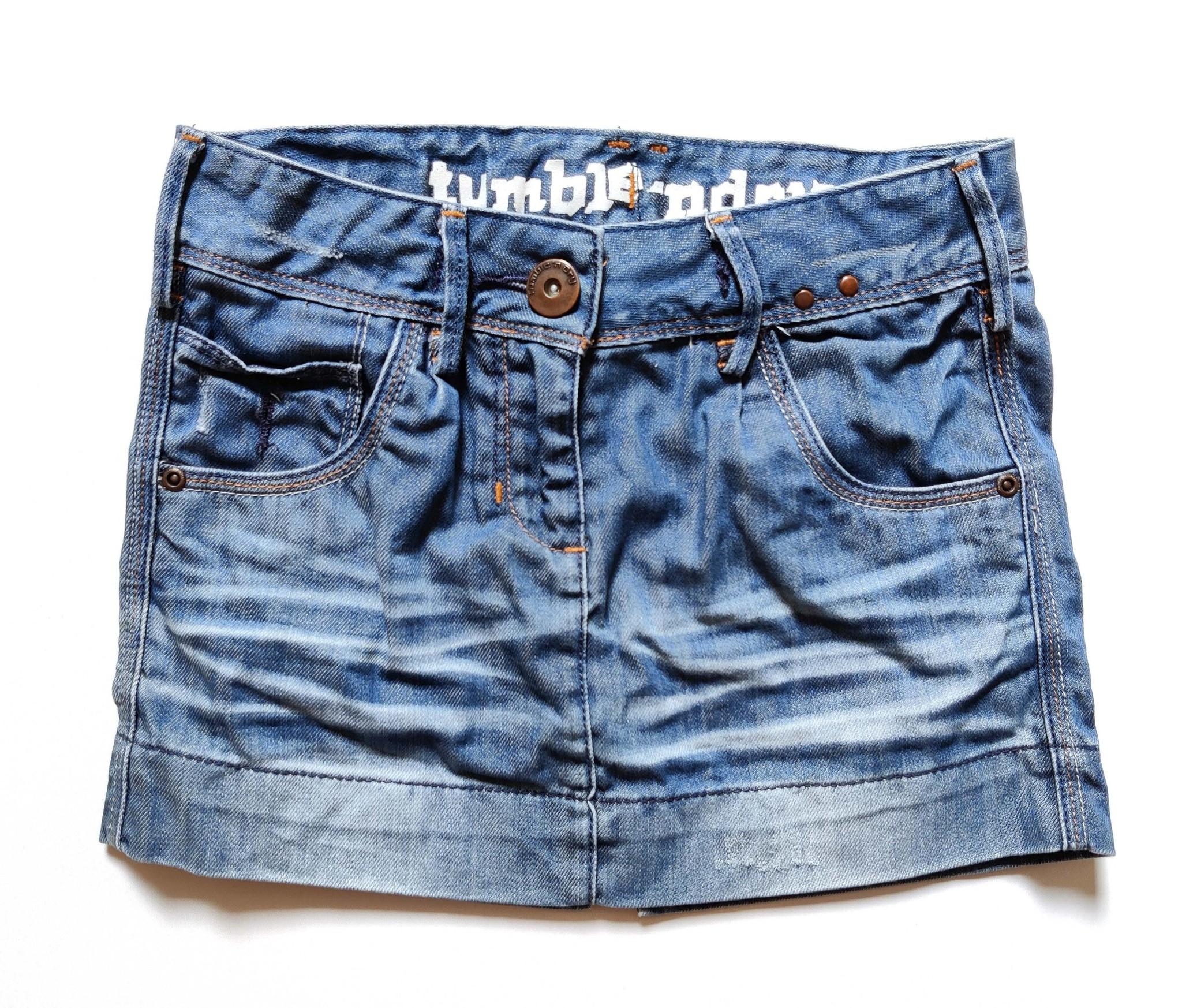 Jeans rok Tumble 'n Dry-1