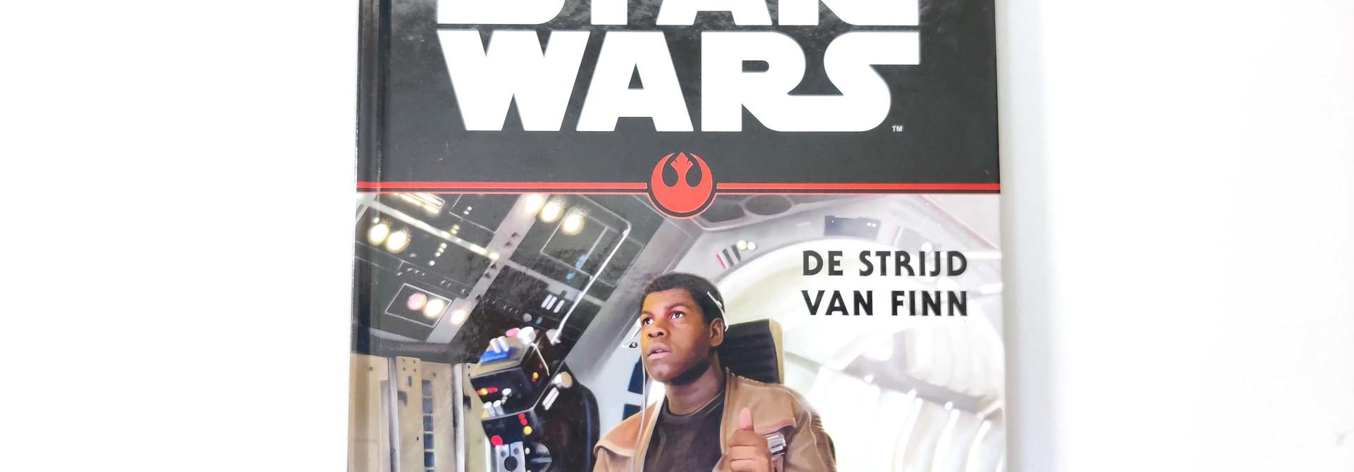Leren lezen met Star Wars: de strijd van Finn