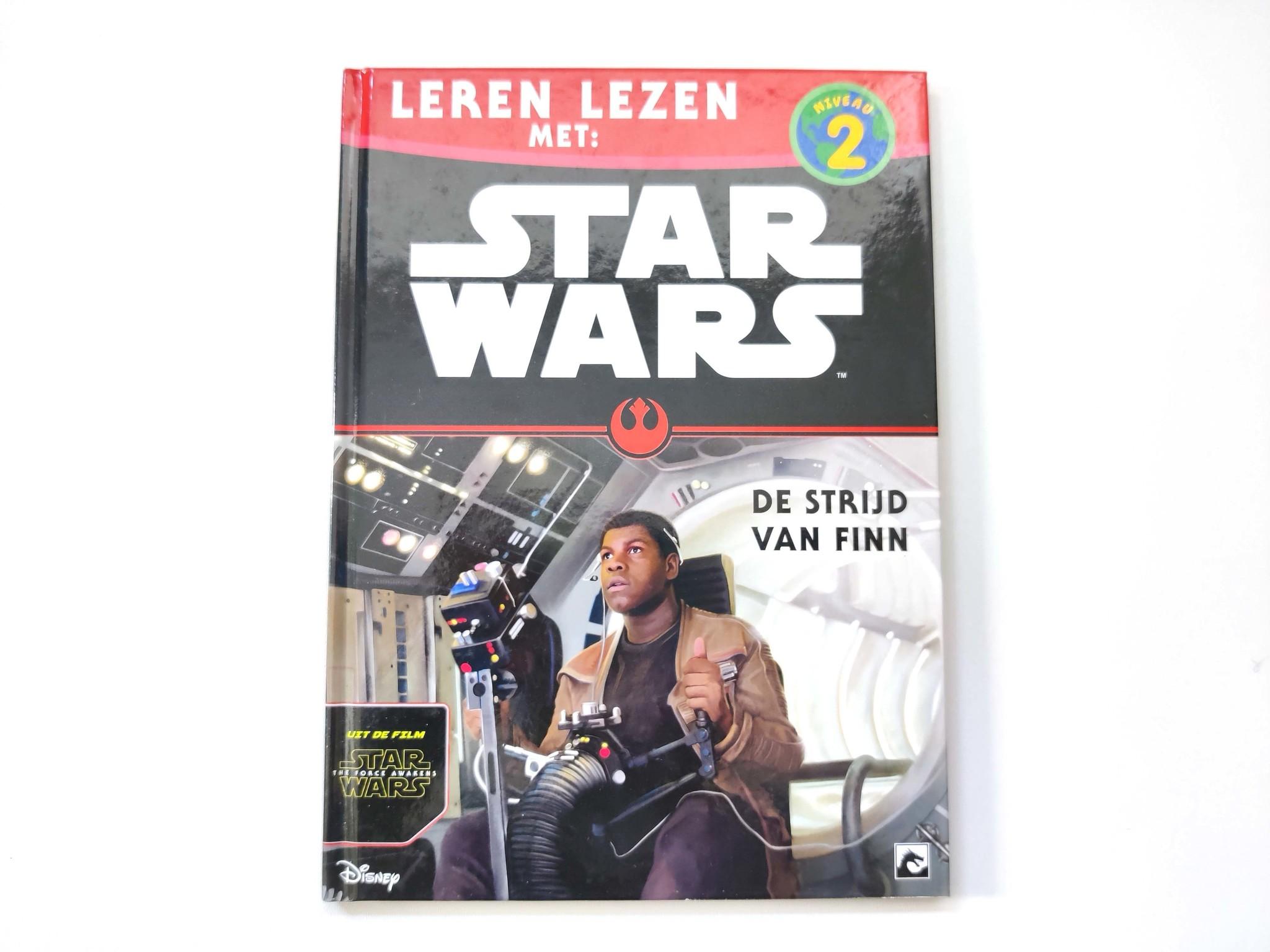 Leren lezen met Star Wars: de strijd van Finn-1
