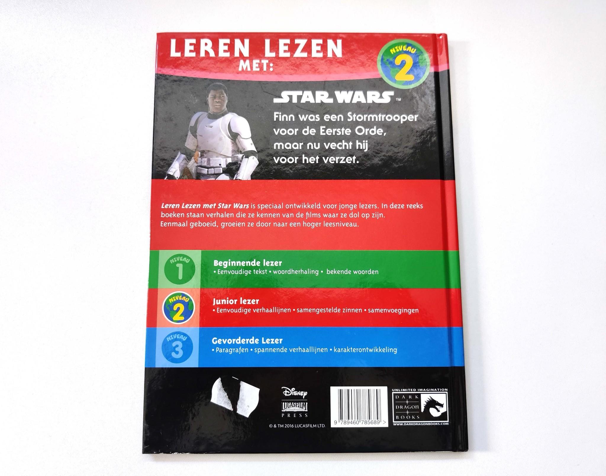 Leren lezen met Star Wars: de strijd van Finn-2