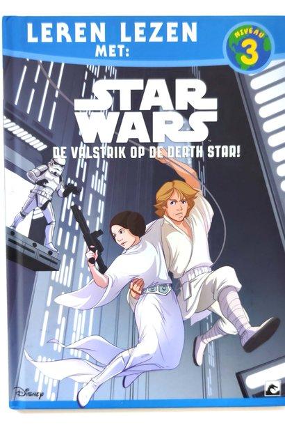 Leren lezen met Star Wars