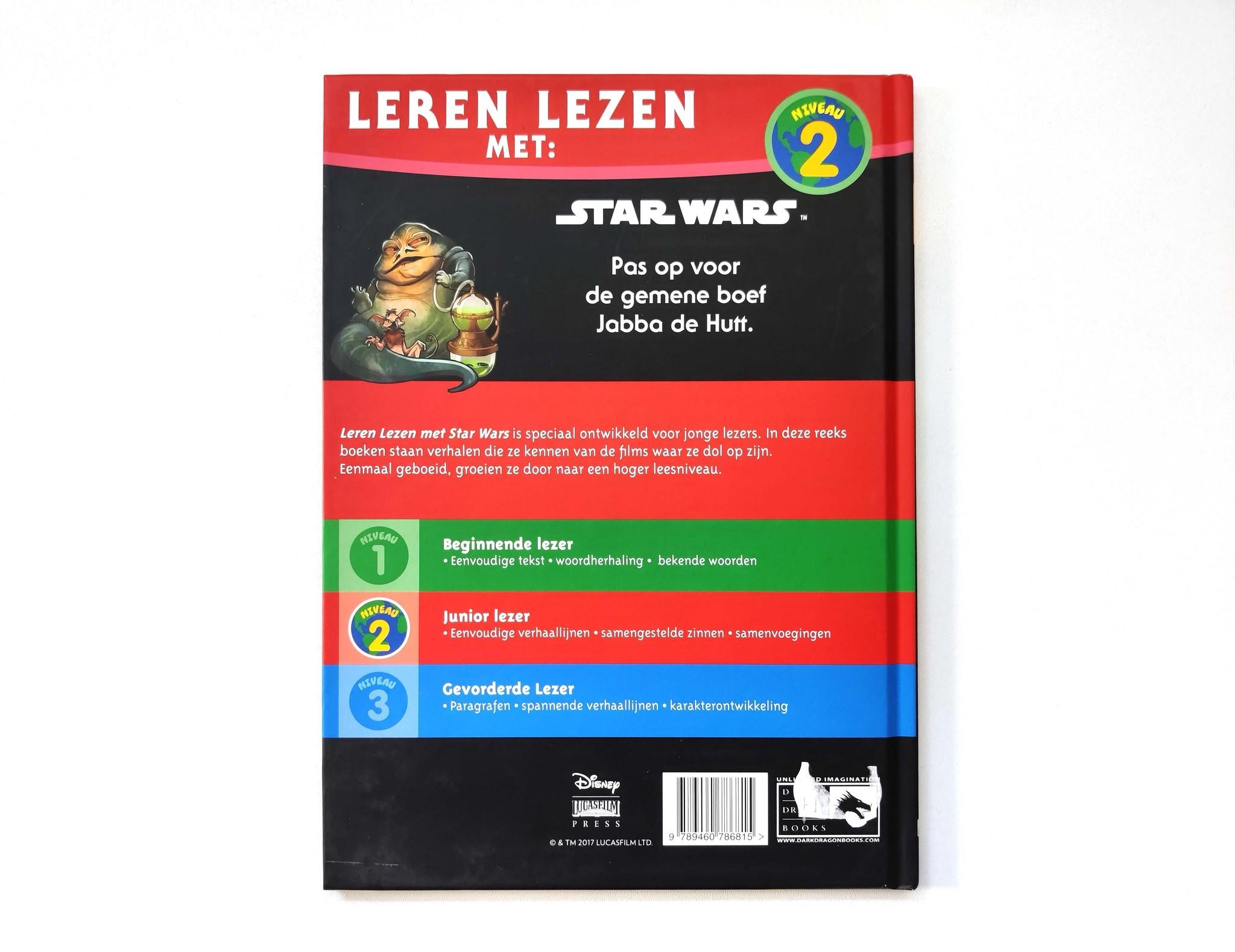 Leren lezen met Star Wars: redding uit het paleis van Jabba-2