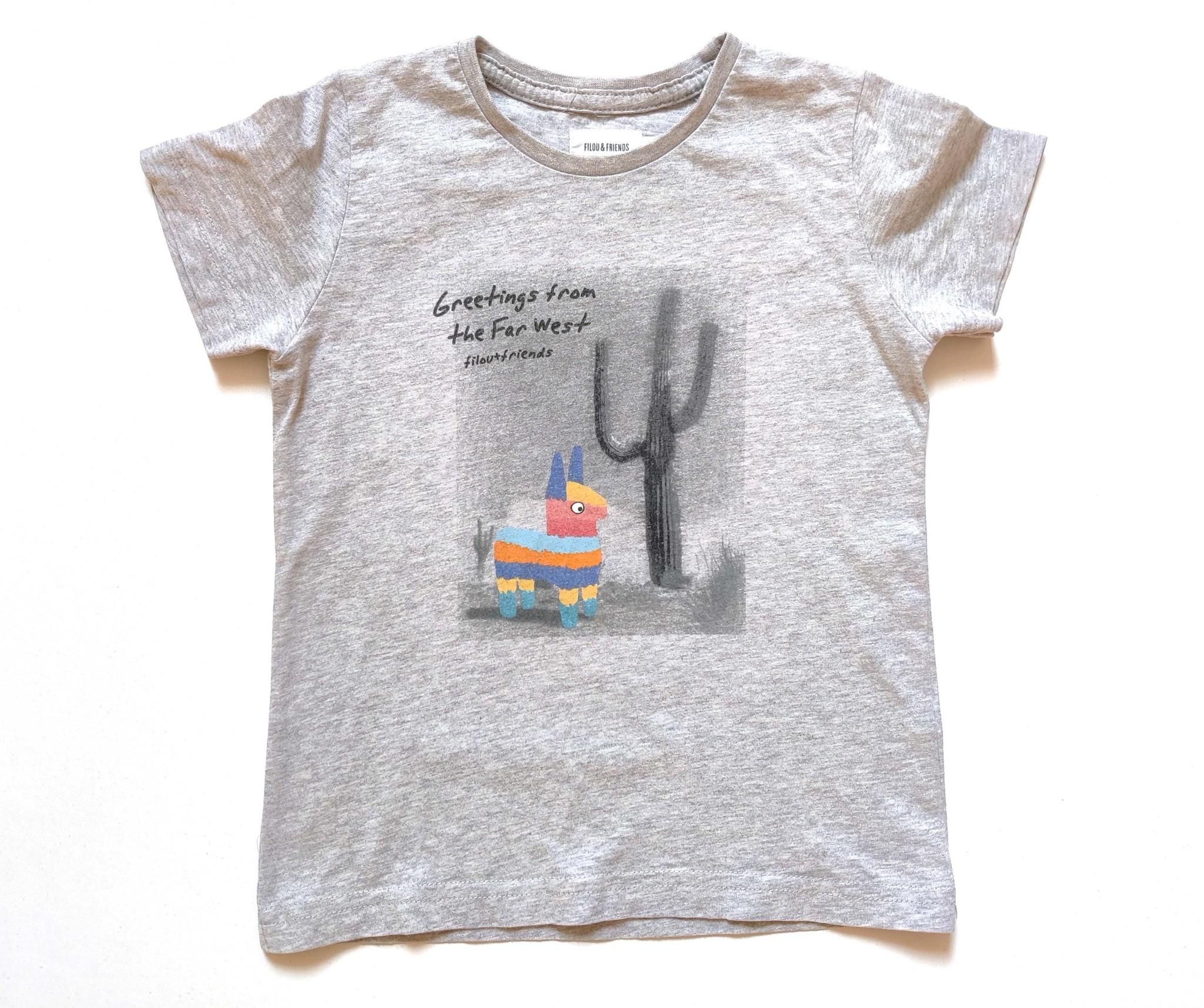 T-shirt Filou & Friends-1