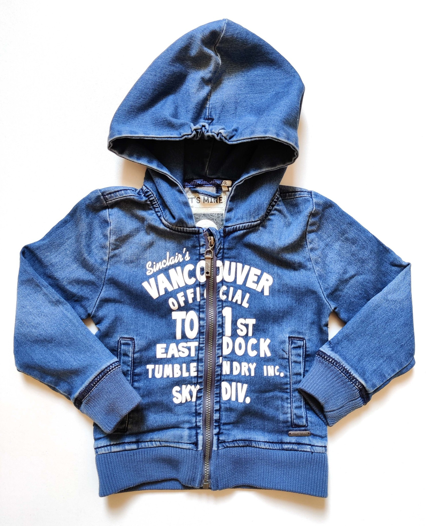 Sweater Tumble 'n Dry-1