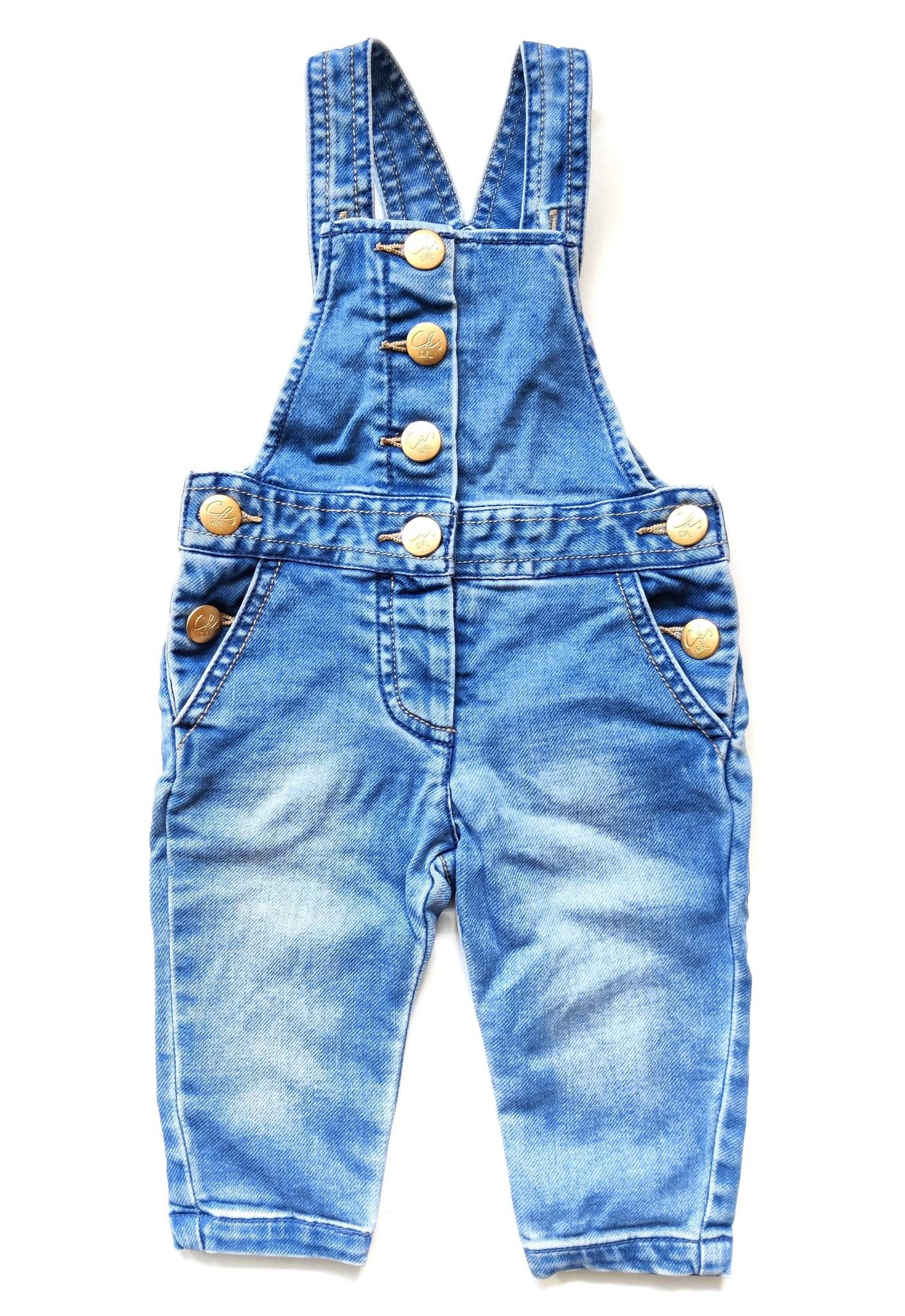 Jeans salopette CKS-1