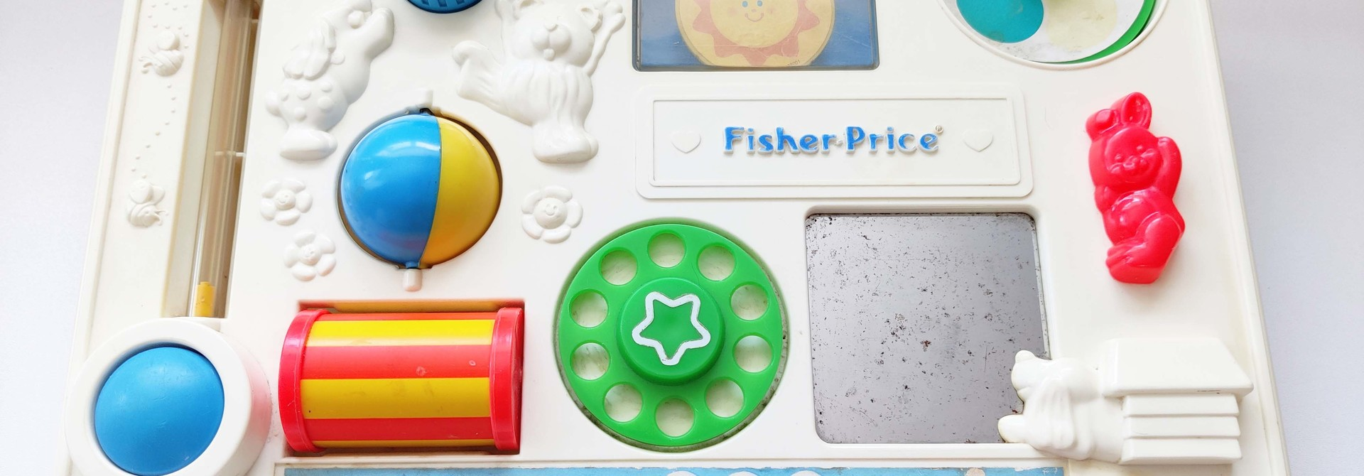 Activiteitenbord Fisher Price