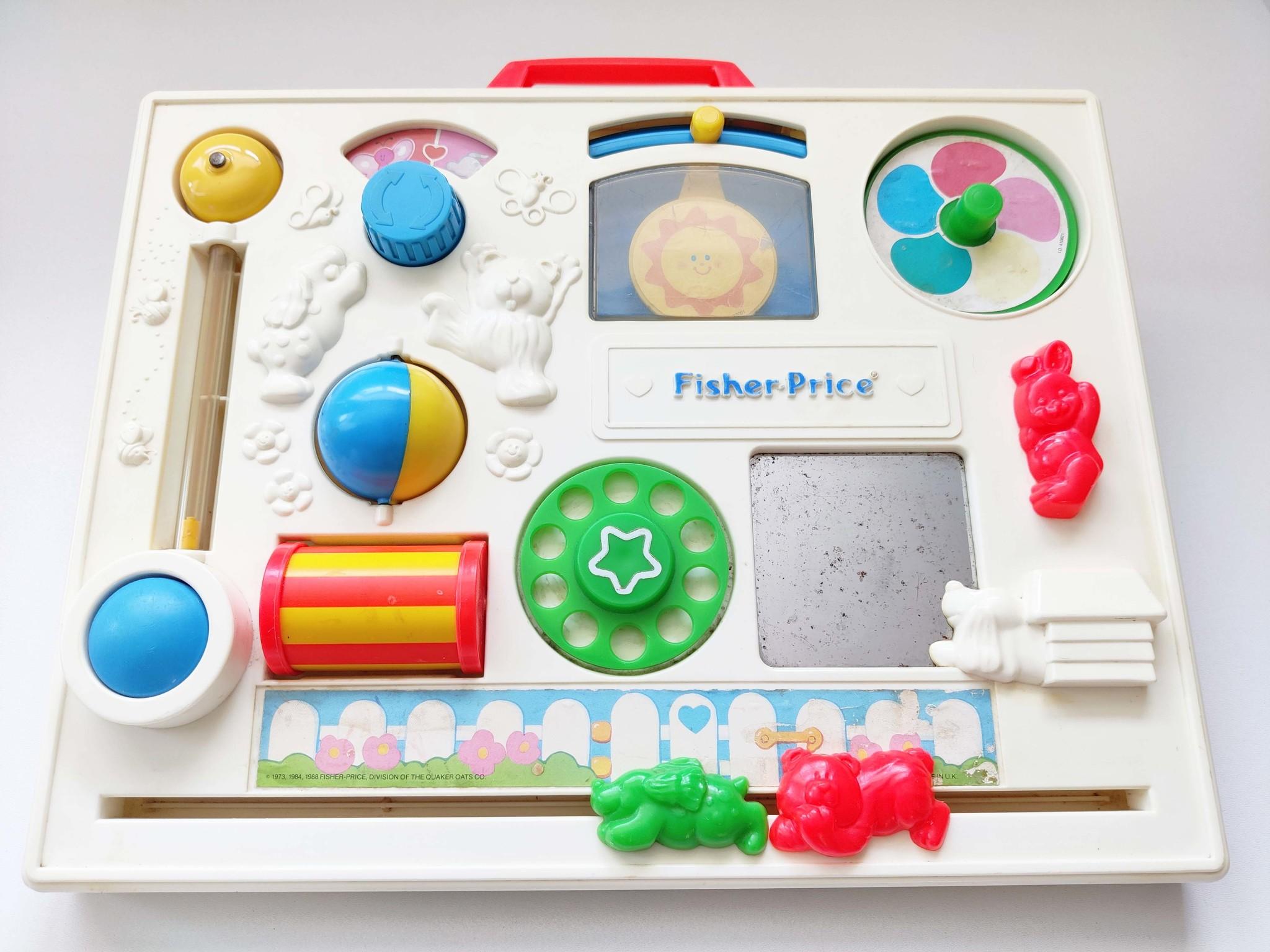 Activiteitenbord Fisher Price-1