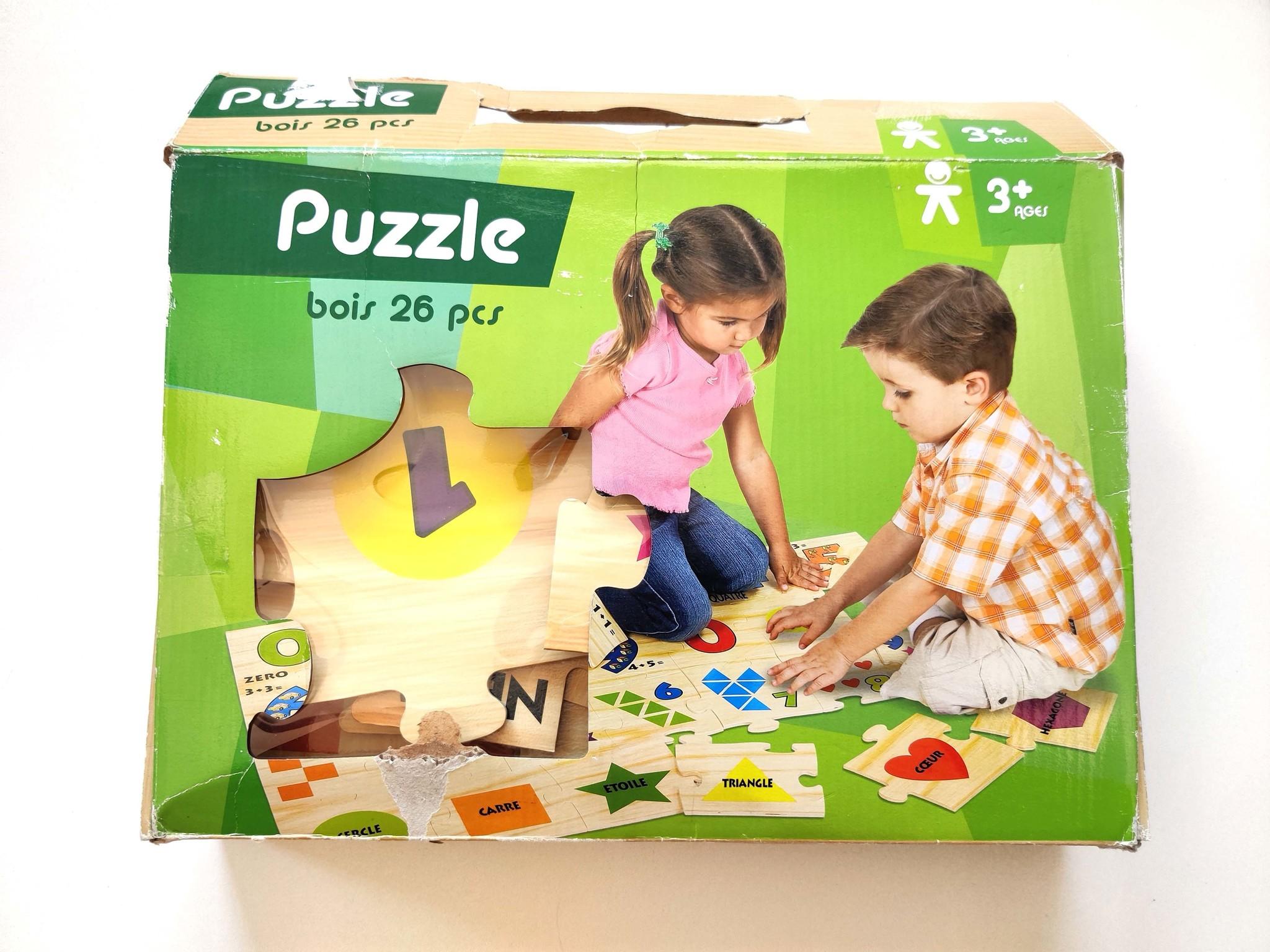 Houten puzzel-2