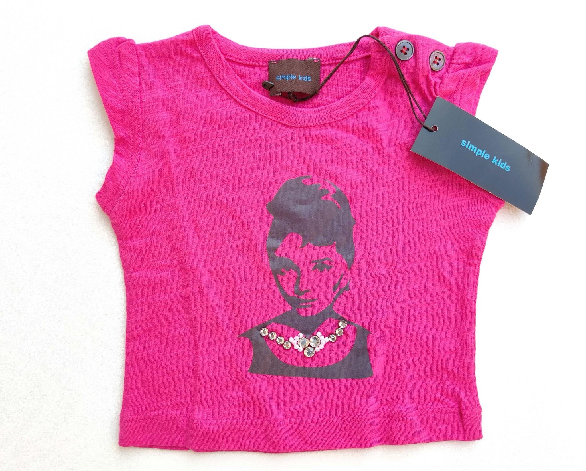 Nieuwe t-shirt Simple Kids-1