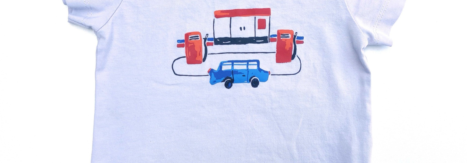 T-shirt P'tit Filou