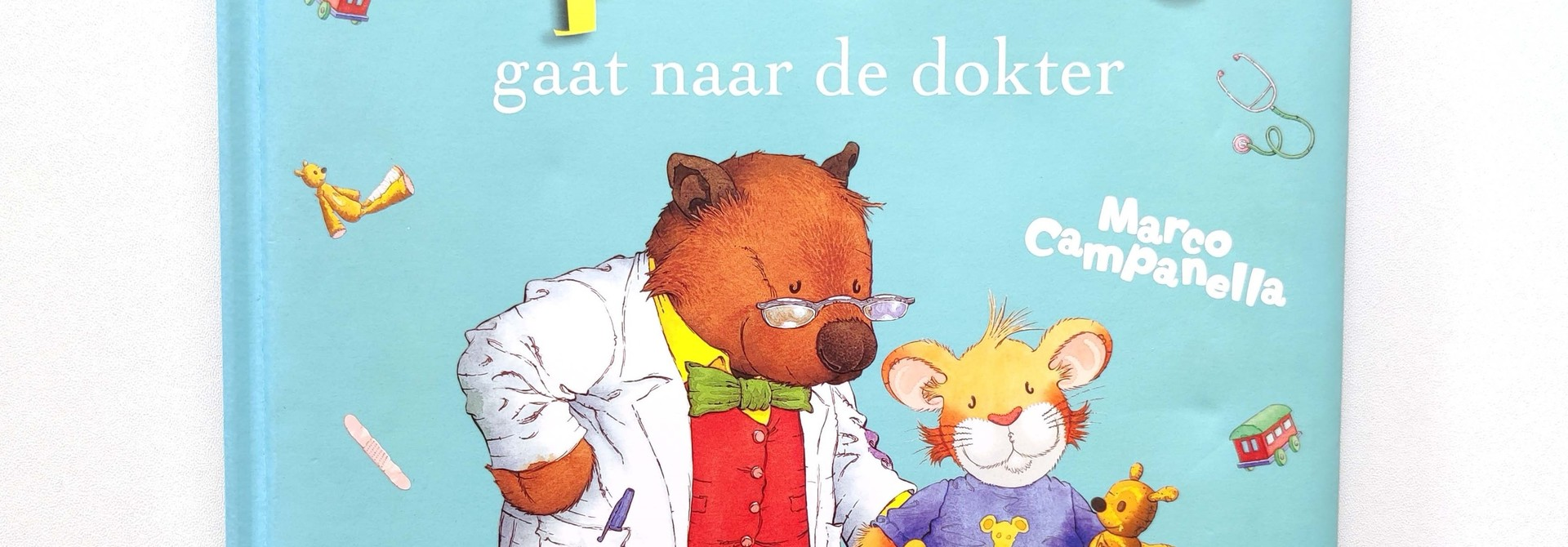 Tip de Muis gaat naar de dokter