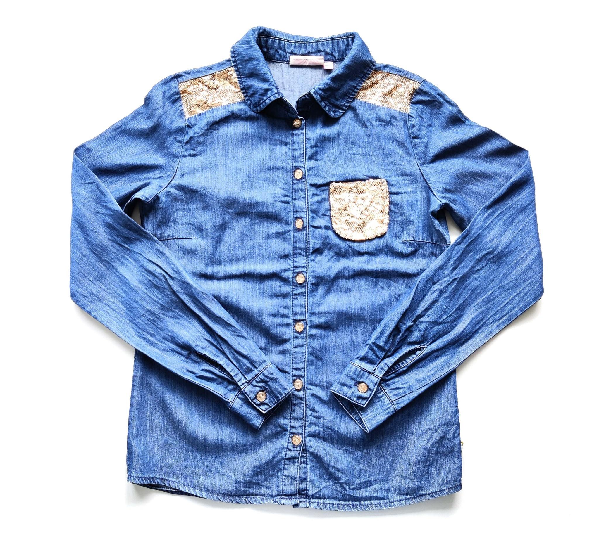 Jeans hemd Someone-1