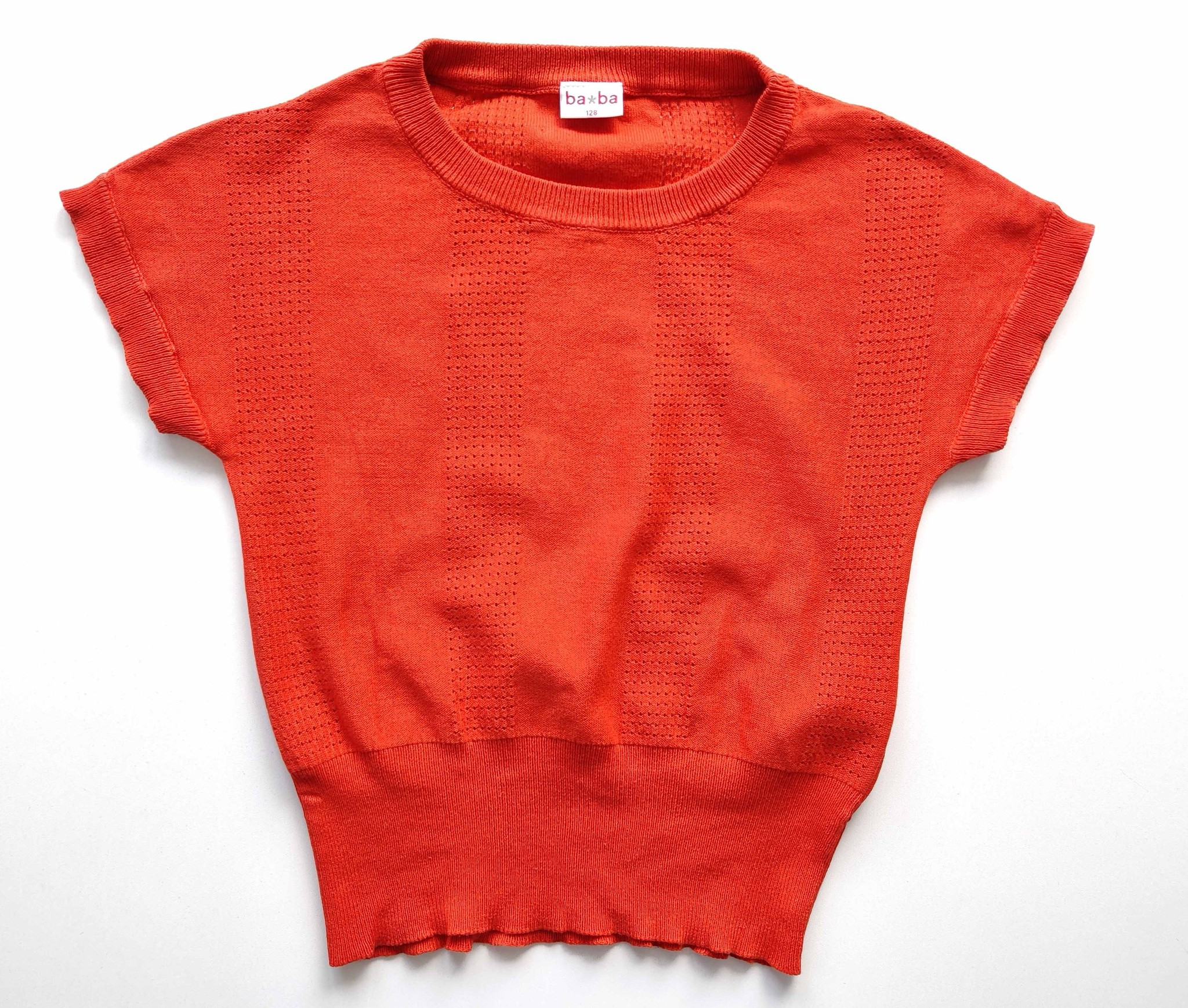 T-shirt Ba*Ba, maat 128-1