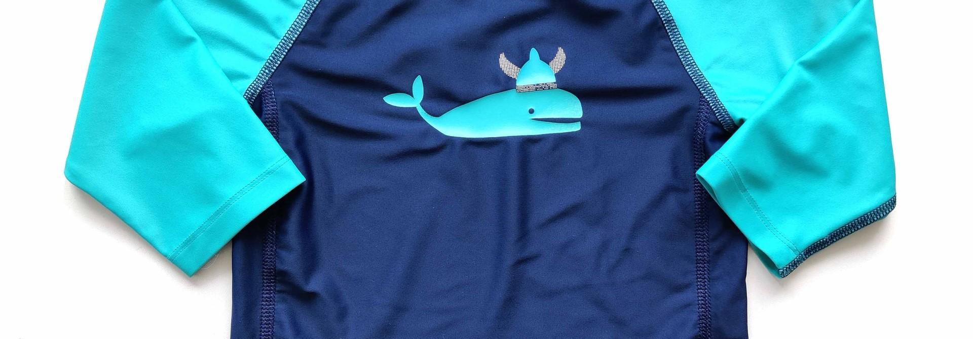UV t-shirt Lässig, 18 mnd