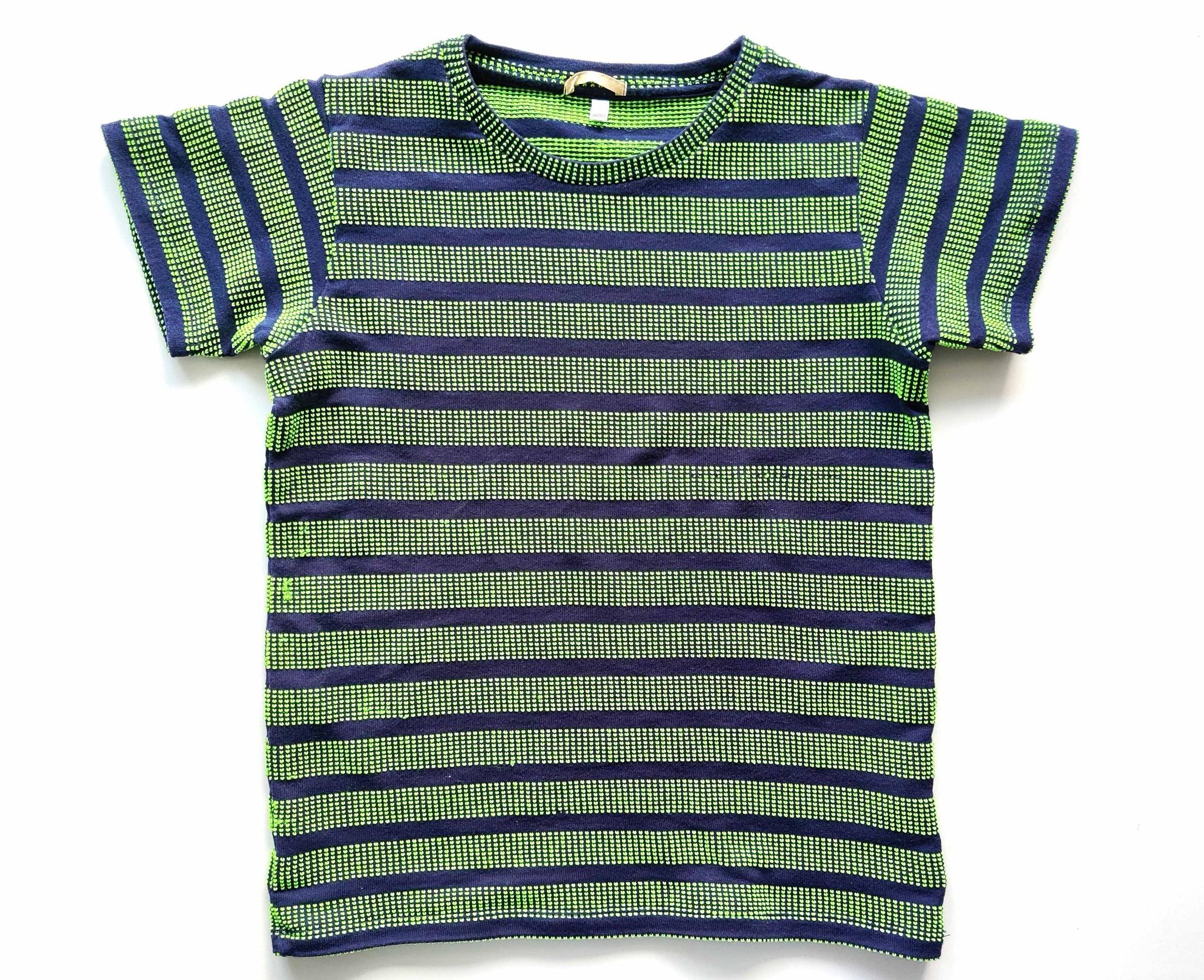 T-shirt Gold, maat 140-1
