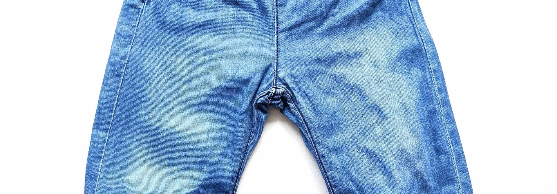 Jeans broek Name It, maat 74