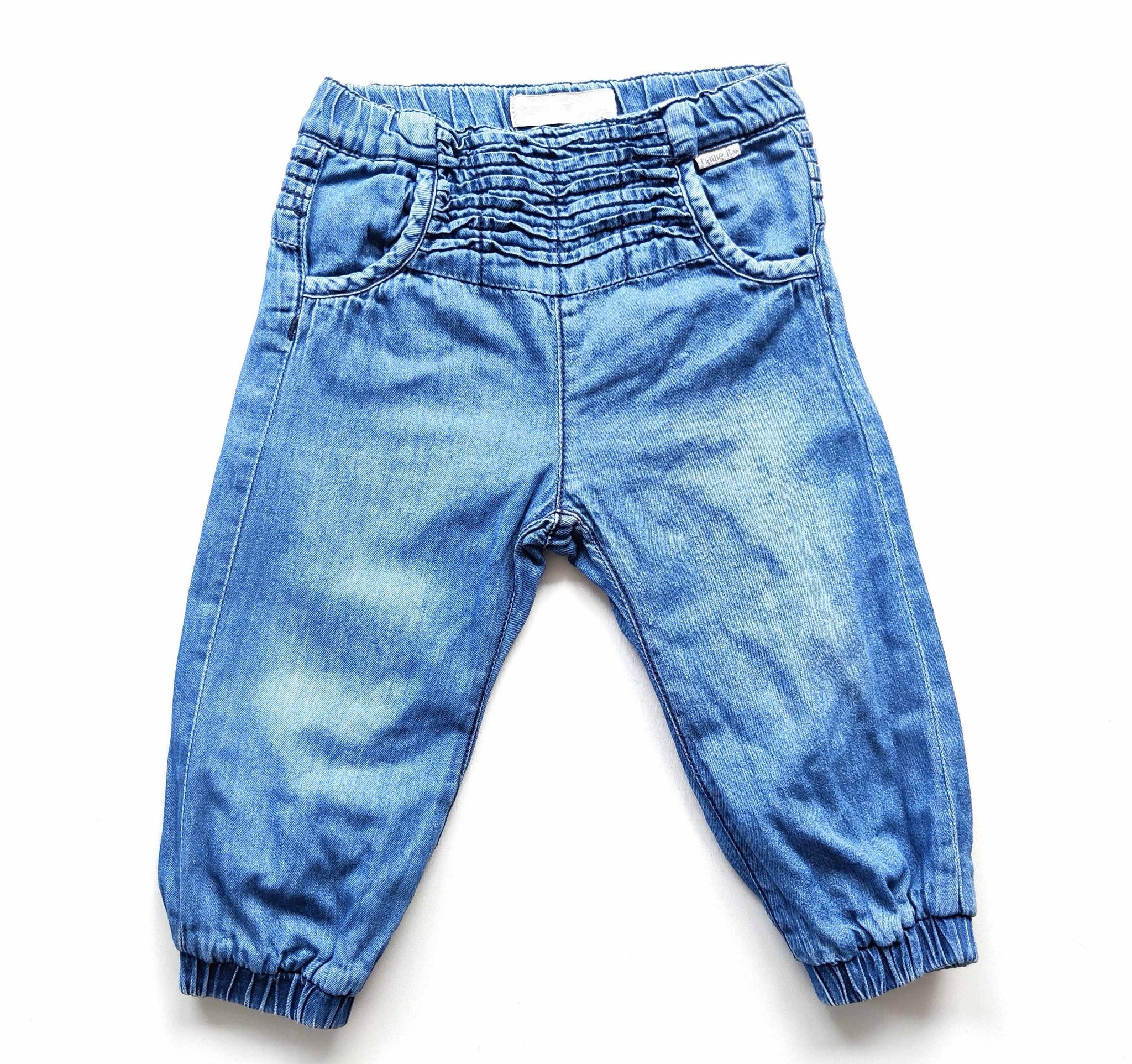 Jeans broek Name It, maat 74-1
