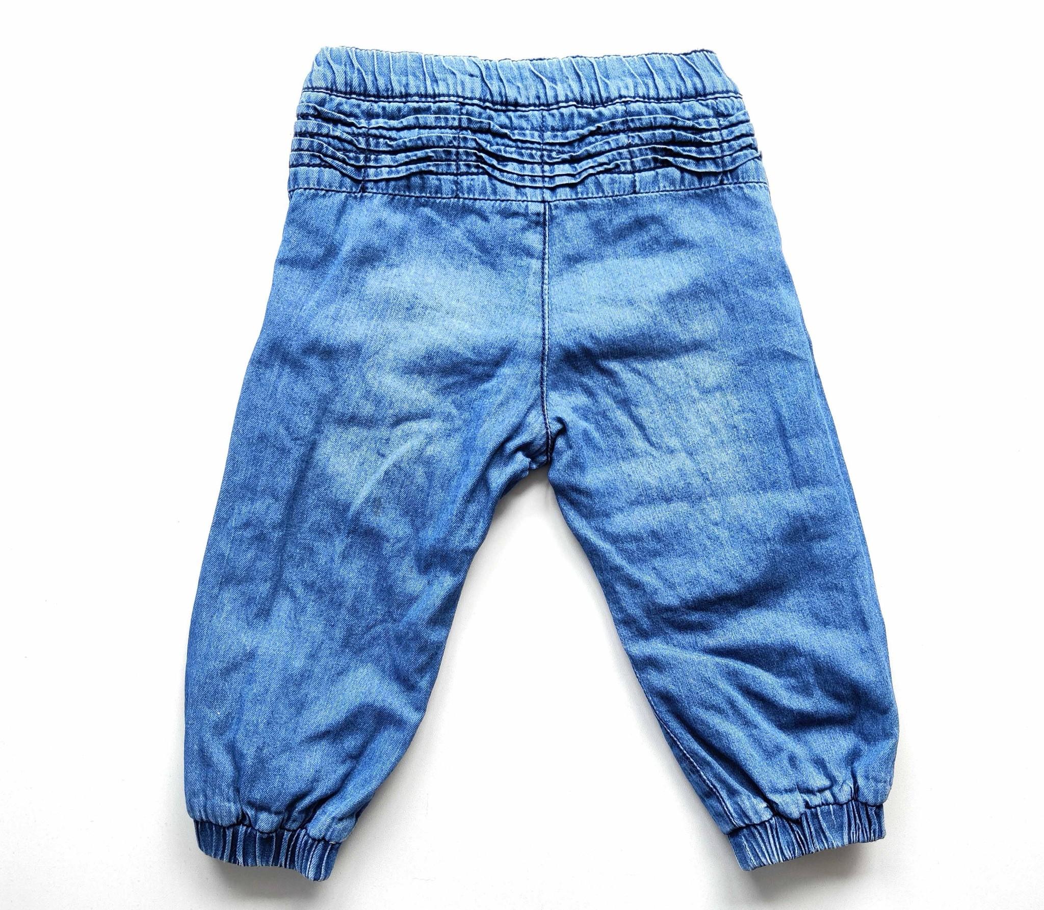 Jeans broek Name It, maat 74-2