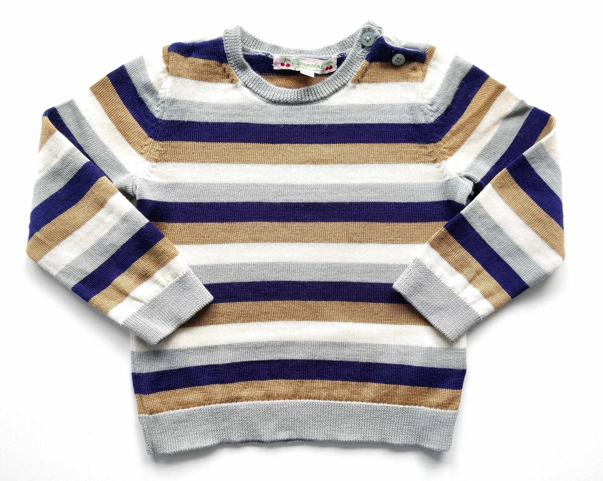 Sweater Bonpoint, maat 2j-1