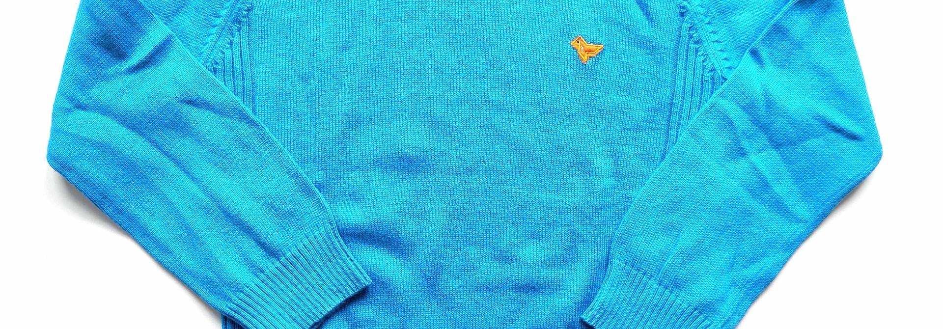 Sweater Dis une couleur, maat 3j